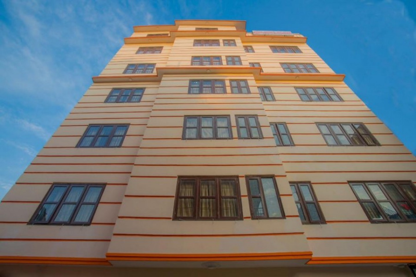 Waling Fulbari guest house building in New Bus Park