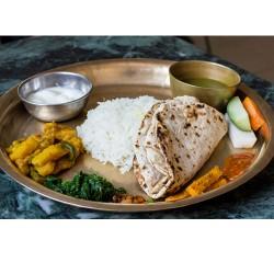 Dal Bhat Roti